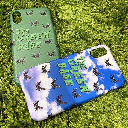 afterbase [GREEN BASE] アイフォーンケース iphonecase