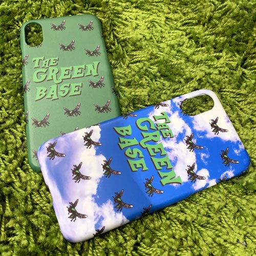 afterbase [GREEN BASE] アイフォーンケース iphonecase
