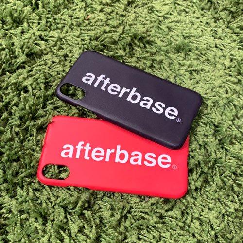 afterbase [LOGO] アイフォーンケース iphonecase