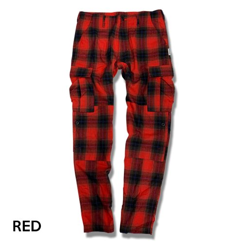 【予約商品】afterbase チェックパンツ CHECK pants
