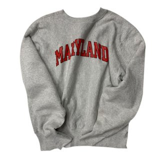 [USED] MARYLAND CREWNECK SWEAT
