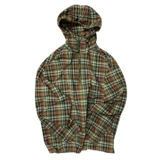 [USED] HALF ZIP CHECK JACKET