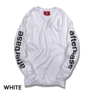 afterbase [LOGO] ロングスリーブティーシャツ L/S T-SHIRTS