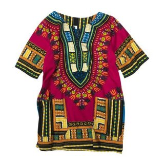 [USED] african T-SHIRT