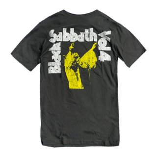 BLACK SABBATH [Vol.4] T-SHIRT