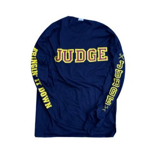JUDGE [Bringing In Down] L/S T-SHIRT