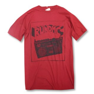 RUN DMC [Sketch boombox] T-SHIRT