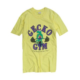 [USED] GECKO GYM T-SHIRT