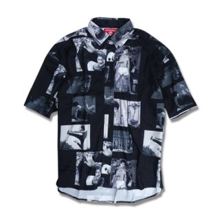 afterbase [Kung fu] ALL OVER セットアップ SHIRT