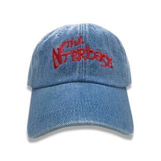 afterbase [coney] デニムキャップ DENIM CAP