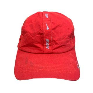 [USED] NIKE RED CAP