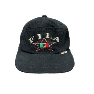 [USED] FILA 7 PANEL CAP