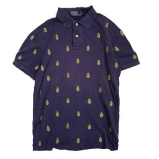 [USED] POLO by LARPH LAUREN CUSTOM FIT POLO-SHIRT