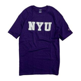 Champion NYU T-SHIRT