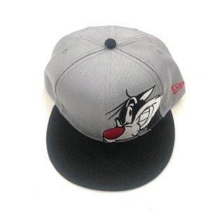 [USED] LOONEY TUNES  SYLVESTER SNAPBACK CAP