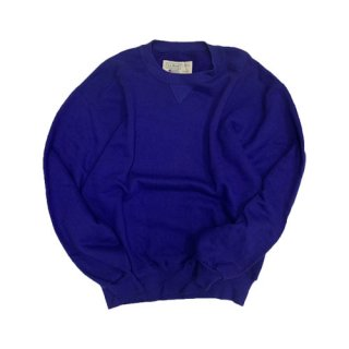 [USED] L.L.Bean BLUE CREWNECK