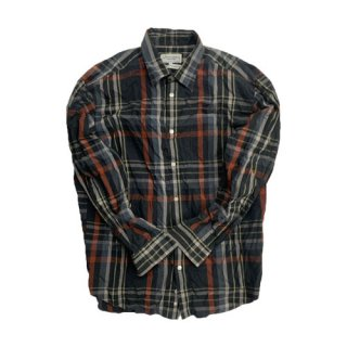 [USED] UNIVERSITY OF OXFORD CHECK SHIRT