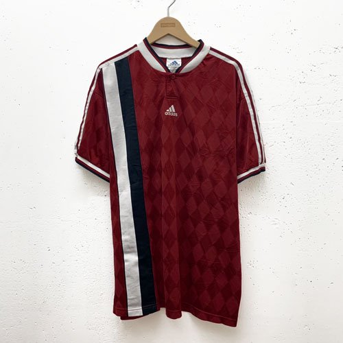 [USED] ADIDAS SOCCER JERSEY