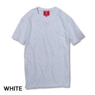 afterbase [a.r.] Vネックティーシャツ V NECK TSHIRT