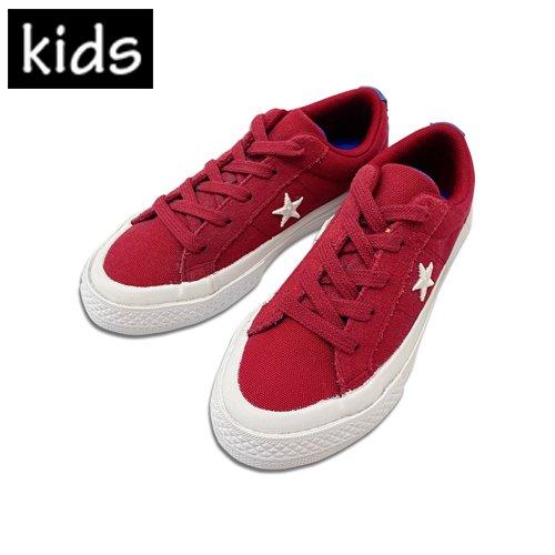 KIDS Converse One Star Ox Boys' Preschool (RED)