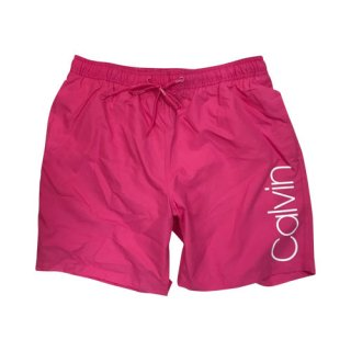 Calvin Klein BEACH SHORT(Pink)