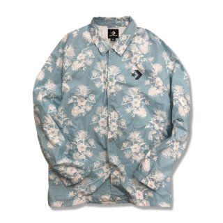 CONVRESE COACH JACKET(BABY BLUE)