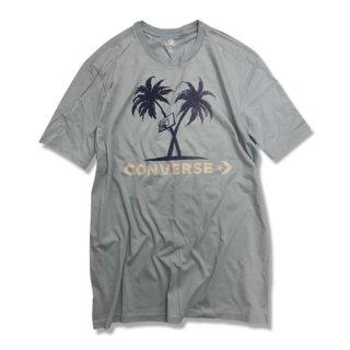 CONVERSE Palm tree T-SH