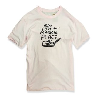 NIKE RUN TO A  MAGICAL PLACE T-SHIRT