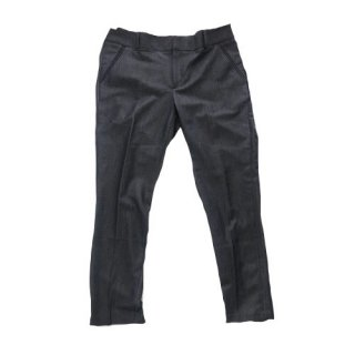 [USED] Calvin Klein SLACKS PANTS DARK GREY