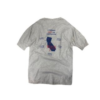 [USED] I helped spilit California T-shirt