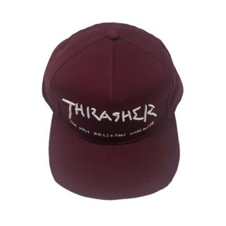 THRASHER NEW RELIGION CAP