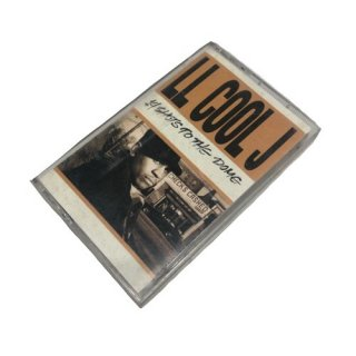 [USED] LL COOL J CASSETTE TAPE