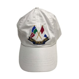 POLO by LARPH LAUREN POLO 1967-1987 CAP