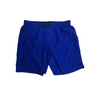 NIKE SWIM SHORTS BLUE