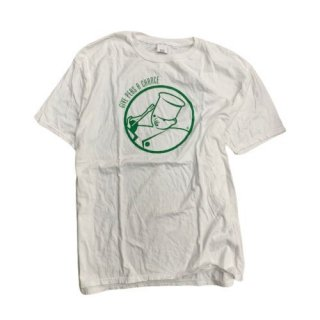 [USED] GIVE PEAS A CHANCE T-SH