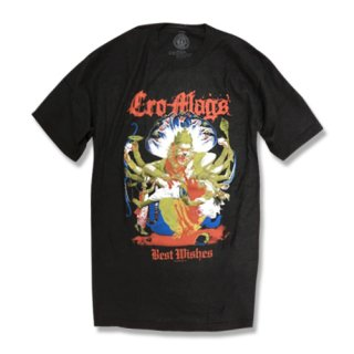 CRO-MAGS BEST WISHES TOUR T-SHIRT
