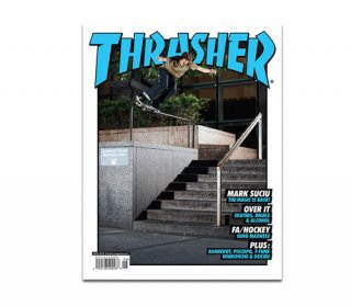THRASHER MAGAZINE #469