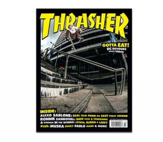 THRASHER MAGAZINE #468