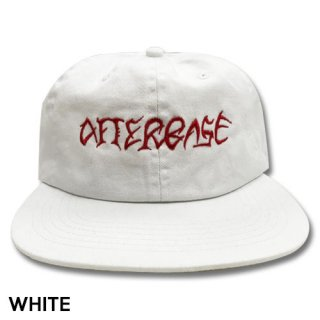 afterbase [Metal logo] キャップ CAP