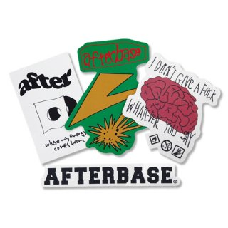 afterbase ステッカー STICKER PACK 2019AW