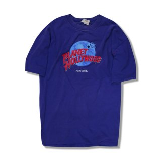 [USED] PLANET HOLLYWOOD T-SHIRT