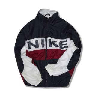 [USED] NIKE NYLON TRACK JACKET