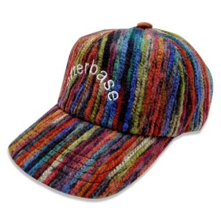 afterbase [POPPA] レインボーキャップ RAINBOW CAP