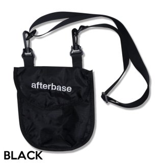 afterbase [ROUNDISH] ストラップポーチ STRAP POUCH