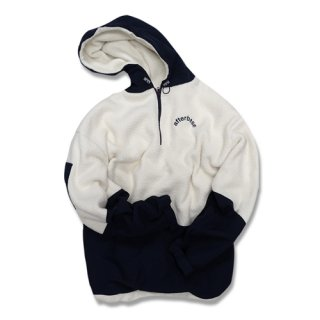 afterbase [KARAKORUM] アノラックパーカー FLEECE ANORAK PARKA