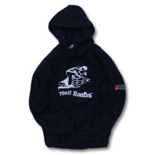 [USED] PURCELL ROOFING PULLOVER HOODY