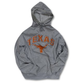 [USED] TEXAS GREY PULLOVER HOODY