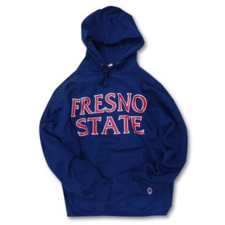 [USED] FRESNO STATE PULLOVER HOODY
