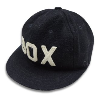 [USED] SOX CAP (BLACK)