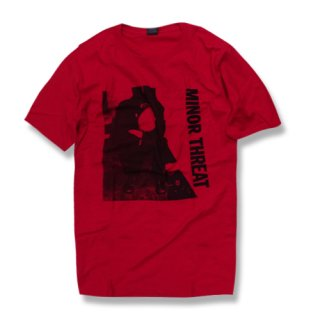 MINOR THREAT LP COVER T-SHIRT